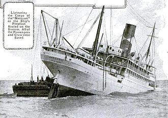 SS Iowan - Image: SS Metapan sunk by the SS Iowan