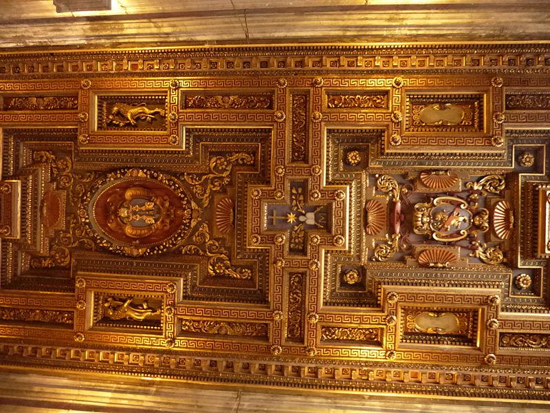S Caterina della Rota - soffitto P1000896.JPG
