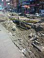 Saathane Meydanı arkeoloji kazısı.jpg