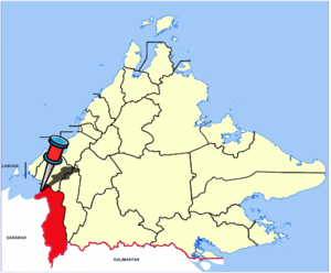 Sipitang - Image: Sabah Districts Sipitang pp