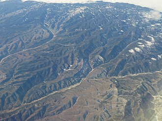 Sacramento Mountains (New Mexico) - Image: Sacramento Mountains, New Mexico (16075698517)