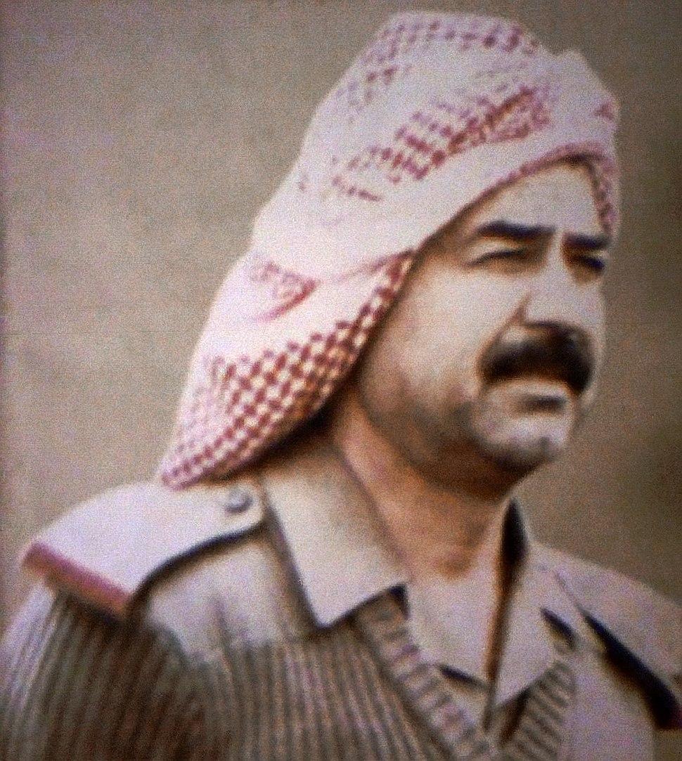 Saddam Hussein 1982