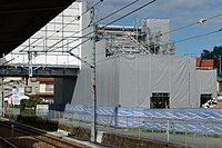Saijo Station renovation (14312315583).jpg