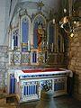 Saint-Étienne-de-Chomeil église chapelle retable.JPG