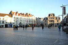 Saint Germain En Laye Centre Ville La Place Du March Ef Bf Bd