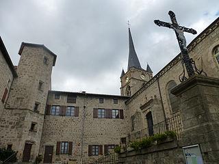 Saint-Pal-de-Chalencon Commune in Auvergne-Rhône-Alpes, France