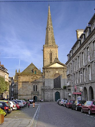 Ancient Diocese of Saint-Malo - Saint-Malo Cathedral