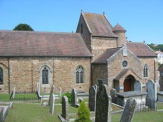 St Brelades Church