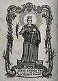 Saint Euphemia. Lithgraph by Dor.., 1862. Wellcome V0031943.jpg