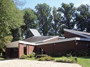 Montgomery Village, Maryland - The Saint John Neumann Church in August 2013