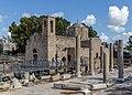 Saint Kyriaki church, Paphos, Cyprus.jpg
