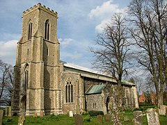 Saint Mary's parish Church, Tunstead, Norfolk.jpg