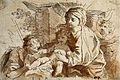 Saint Mary (the Blessed Virgin) with the Christ Child and Sa Wellcome V0033994.jpg