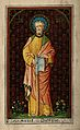 Saint Matthew. Colour lithograph, 1886. Wellcome V0032659.jpg