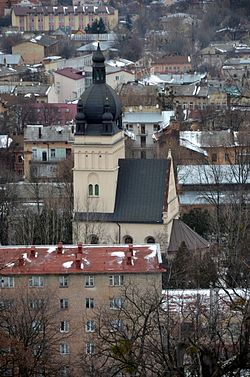 Saint Paraskevi of Iconium church, Lviv (01).jpg