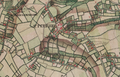 Saint Pierre - Sint-Pieters-Kapelle - Ferraris map.png