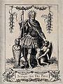 Saint Serapion (?). Engraving by Colombo, 1791. Wellcome V0032979.jpg