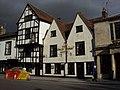 Salisbury - Kings Arms Hotel - geograph.org.uk - 1038397.jpg