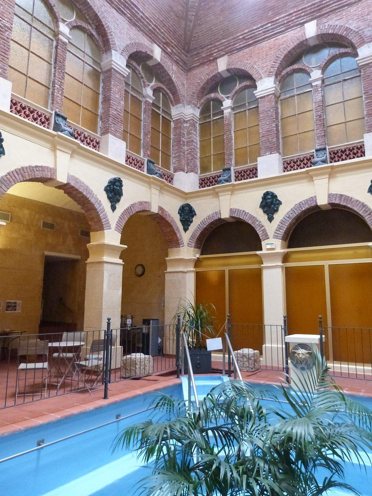 Thermes romains d 39 am lie les bains palalda wikip dia - Office de tourisme amelie les bains ...