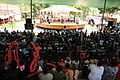 Salomon Jara y Andrés Manuel López Obrador 6to día de campaña en Zaachila.JPG