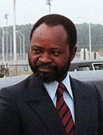 Samora Moisés Machel, primeiro presidente de Moçambique