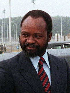 President of Mozambique