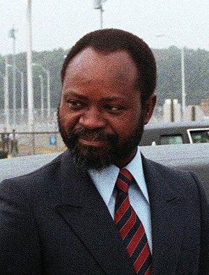 1986 Mozambican Tupolev Tu-134 crash - President Samora Machel