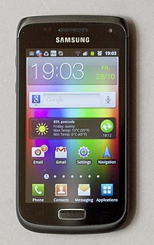 Samsung Galaxy W - Wikipedia