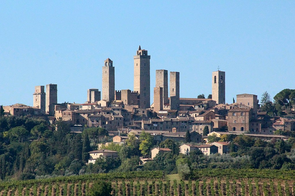 San Gimignano, UNESCO World Heritage Site