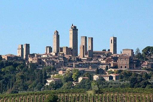San Gimignano, UNESCO World Heritage Site