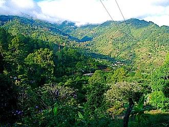 San Juancito, Honduras - Image: San Juancito 2010