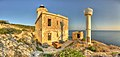 San Domino Island's Lighthouse - Tremiti, Foggia, Italy - August 19, 2013 06.jpg