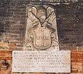 San Giacomo di Rialto (Facade) - Lapide di papa Alessandro III.jpg