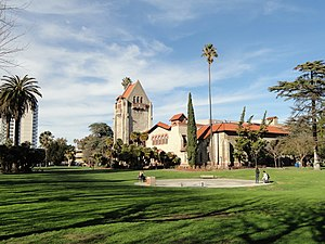 San Jose State University - Tower Hall