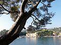 San Michele di Pagana (Rapallo)-panorama Trelo 2012.jpg