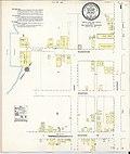Sanborn Fire Insurance Map from Valdez, Valdes-chitina-whittier, Alaska. LOC sanborn00130 002-1.jpg