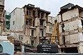 Sandown Carlton Hotel demolition works in October 2017 2.jpg
