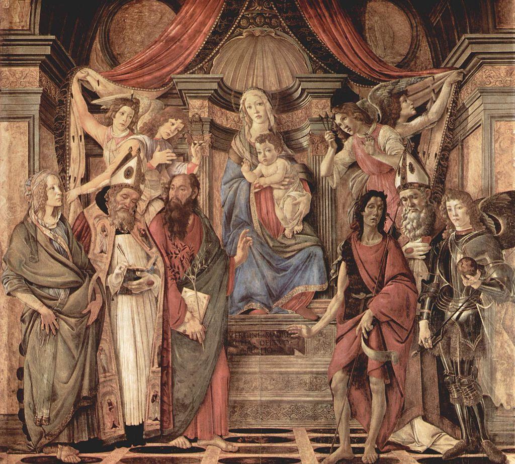 Sandro Botticelli 003