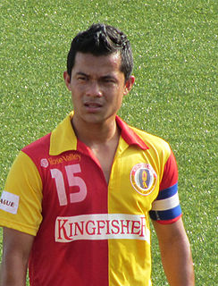 Sanju Pradhan Indian footballer