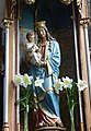 Sankt Oswald bei Freistadt Pfarrkirche - Altar Maria 2.jpg