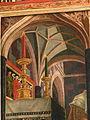 Sankt Wolfgang Kirche - Pacheraltar Darbringung im Tempel 3.jpg