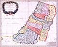 Sanson. Geographiae Sacrae ex Veteris et Novo Testamento desuptae Tabula Secunda in qua Terra Promissa Sie Judaea. 1662.jpg
