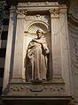 Sant Pere, Miquel Àngel, altar Piccolomini, catedral de Siena.JPG