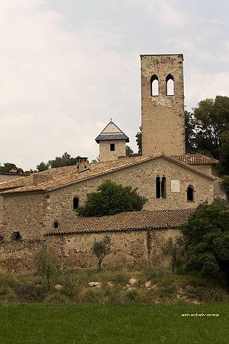 Lliçà d'Amunt - Image: Sant esteve de palaudaries
