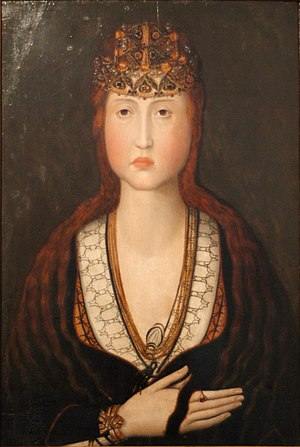 Aveiro, Portugal - Infanta D. Joana, daughter of King Afonso V