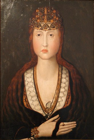 Aveiro, Portugal - Infanta D. Joana, daughter of King Afonso V