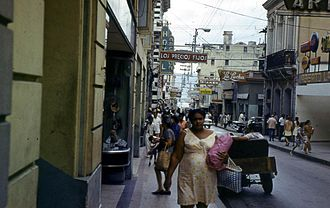 Santiago de Cuba - Street life