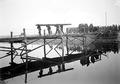 Sappeure beim Bau einer Kolonnenbrücke - CH-BAR - 3238048.tif