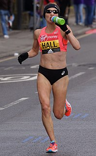 Sara Hall American runner