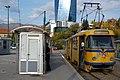 Sarajevo Tram-231 Line-1 2013-10-14.jpg